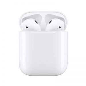 Apple AirPods with Charging Case 2nd