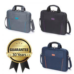 Dicota Slim Case Base 14-15.6, Color- Gray_1