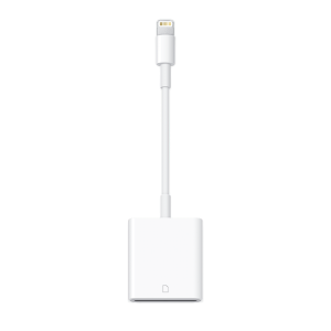 Lightning to SD Card Camera Reader_Apple