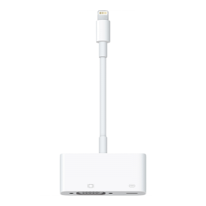 Lightning to VGA Adapter_Apple _1