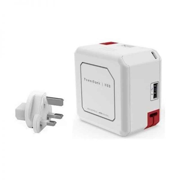Allocacoc PowerUSB 5000mAh Power Bank with 4x USB_alpha Store Online Shopping Kuwait
