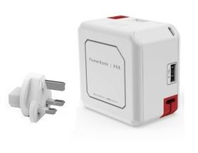 Allocacoc PowerUSB 5000mAh Power Bank with 4x USB