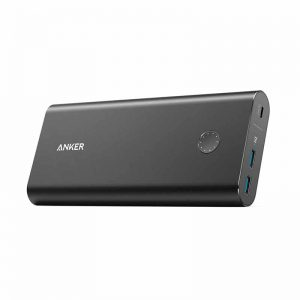 Anker PowerCore+ 26800mAh PD -Black_alpha store apple Authorised Resellers & Service Provider in kuwait
