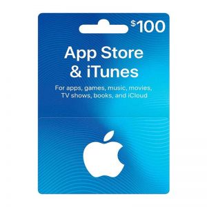 Apple iTunes Card 100$ (US)_alpha Store Kuwait