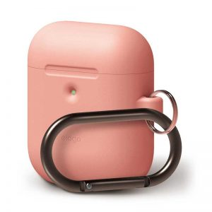 Elago AirPods hang case Peach for AirPod2 Wireless_alpha store Kuwait