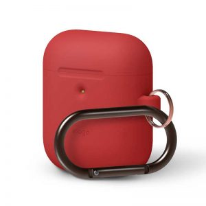 Elago AirPods hang case Red for AirPod2 Wireless_alpha store Kuwait