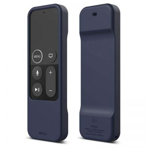 Elago r1 intelli case Apple TV siri remote Blue