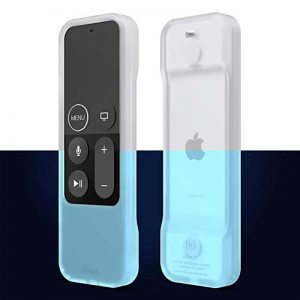 Elago r1 intelli case Apple TV siri remote GLOW BL
