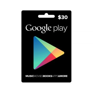 Google Play Gift Card $30_alpha Store Kuwait