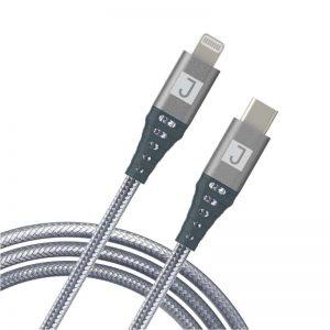 JUKU USB-C to Lightning Cable 2 meter copy