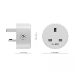 Koogeek Smart Plug_alpha store Kuwait Online Shopping