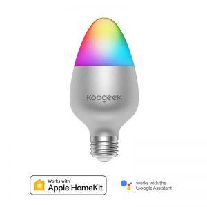 Koogeek Wi-Fi Enabled Smart LED Light Bulb_alpha store Kuwait Online Shopping