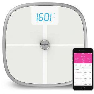 Koogeek smart scale_alpha store Kuwait Online Shopping