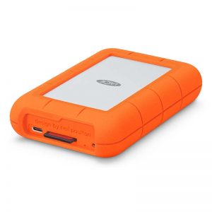 LaCie 4TB LACIE RUGGED RAID PRO SD CARD Type C- USB 3.0_alpha store Kuwait