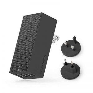 Native Union Smart 4 USB Fabric Intl Slate_alpha store kuwait best online store