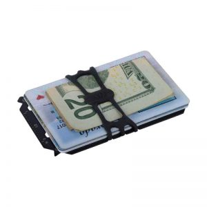 NiteIze Financial Tool Multi Tool Wallet - Black_alpha Store Online Shopping Kuwait