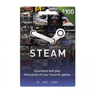 Steam $100_alpha Store Kuwait