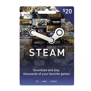 Steam $20_alpha Store Kuwait