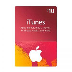 iTunes USD 10 Gift Card Code [US]_alpha Store Kuwait