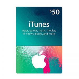 iTunes USD 50 Gift Card Code [US]_alpha Store Kuwait