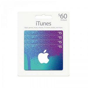 iTunes USD 60 Gift Card Code [US]_alpha Store Kuwait