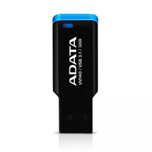 ADATA UV140- 32GB - USB 3.1 Black+Blue_alpha store online shopping Kuwait