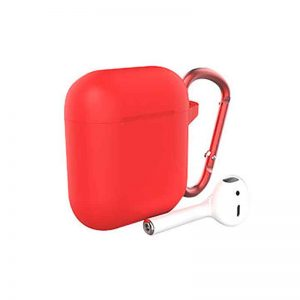 Blueo B34 Airpod Case - Red_alpha store online shopping Kuwait