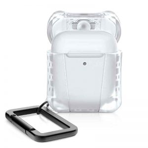 ITSKINS Spectrum Frost Case Anti Shock AirPods Clear_alpha store online shopping Kuwait