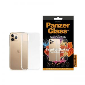 Panzer Clear Case for Apple iPhone 11 Pro Max 6.5''