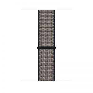 Apple 44mm Royal Pulse:Lava Glow Nike Sport Loop_alpha store Online Shopping in kuwait