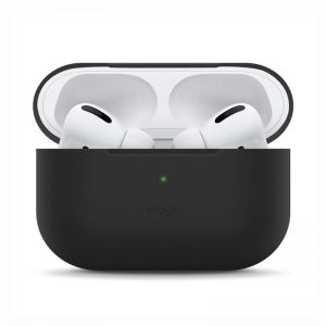 Elago AirPods Pro Slim Case - Black_1_alpha store online shopping in kuwait