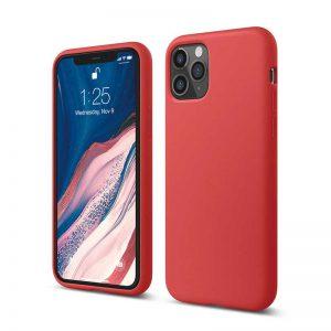 Elago iPhone 11 Pro Silicone Case - Red
