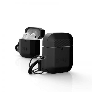 UAG Apple AirPods Silicone Case- Black_alpha store Online Shopping in kuwait