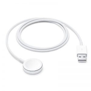 Apple Watch Magnetic Charging Cable (1 m)_alpha store Online Shopping in kuwait