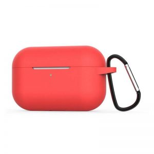 KeepHone Case For AirPods Pro - Red_alpha store Online Shopping in kuwait