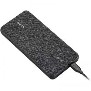 Anker PowerCore III Sense 10K PD- Black Fabric_alphastore_kuwait