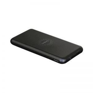 TORRII BOLT 2 IN 1 WIRELESS CHARGER 6000mAh Black