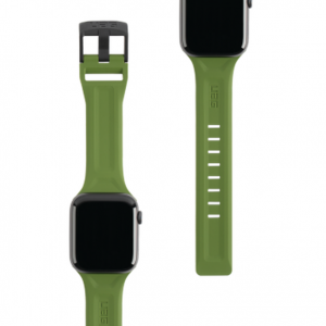 UAG Apple Watch 44mm:42mm (24mm Lugs) Scout Strap Olive