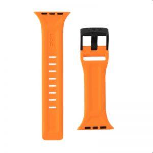 UAG Apple Watch 44mm:42mm (24mm Lugs) Scout strap orange