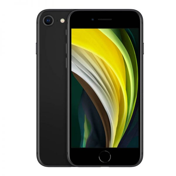 iPhone SE 64GB Black_alphastore_kuwait