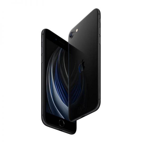 iPhone SE 64GB Black_alphastore_kuwait_2