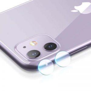 ESR - iPhone 11-Camera Glass Film-Clear-2 Pack
