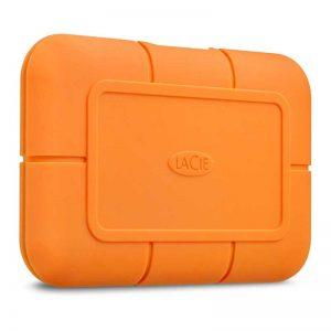 LaCie Rugged SSD 2TB USB-C & USB3.1 (5-years warranty)