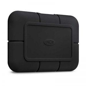 LaCie Rugged SSD Pro 2TB Thunderbolt 3, USB-C (5-years warranty)