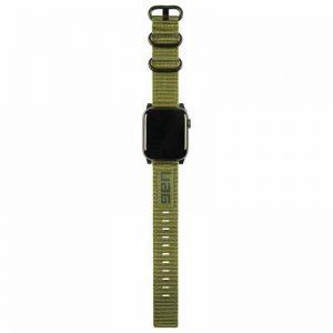 UAG Apple Watch 44:42 Nato Strap - Olive Drab_alphastorekuwait