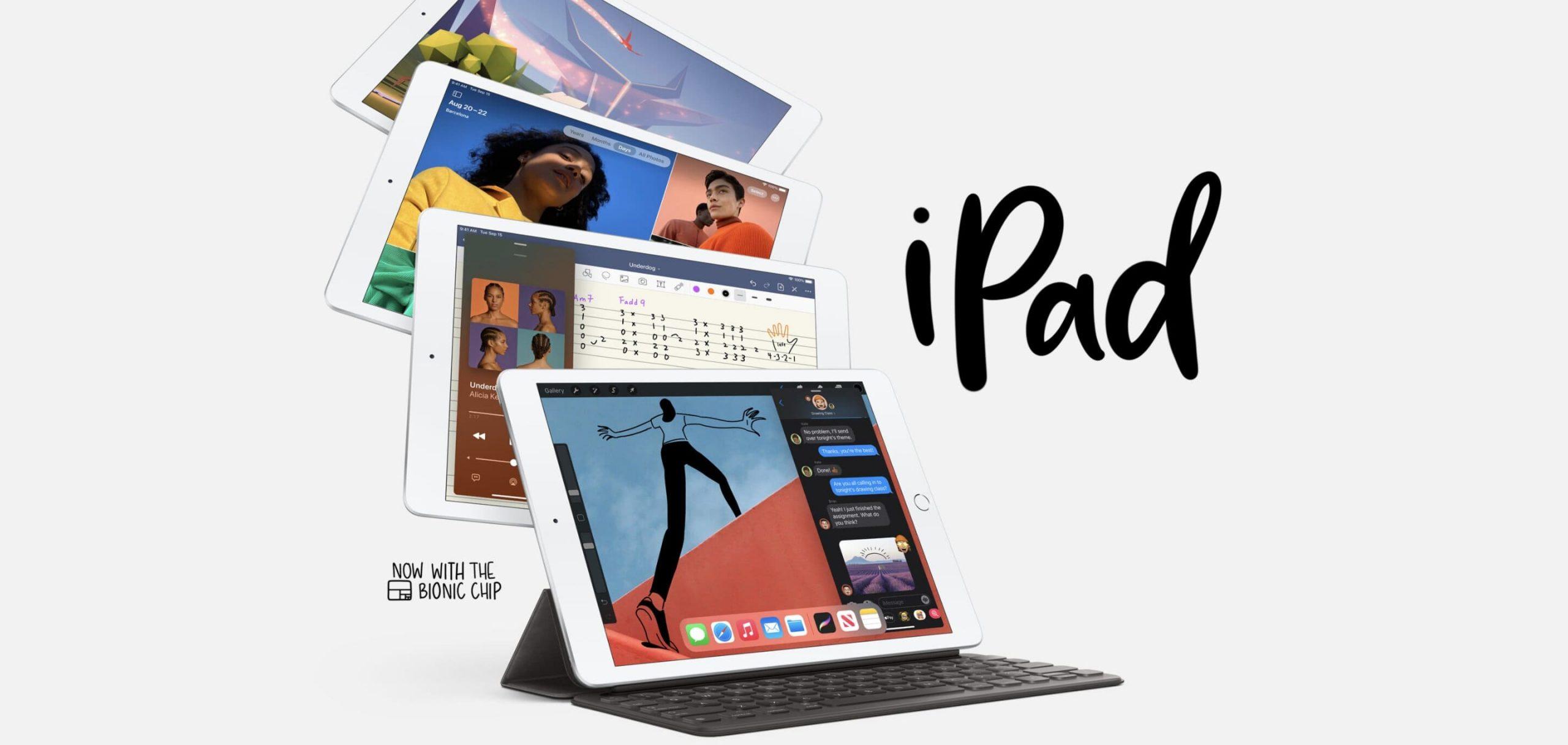 10.2-inch iPad 8th