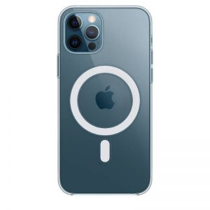 iPhone 12_12 Pro Clear Case with MagSafe1